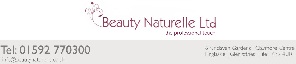 Beauty Naturelle Glenrothes